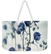 Deadly Beauty Weekender Tote Bag by Priska Wettstein