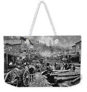 Deadwood South Dakota C. 1876 Weekender Tote Bag