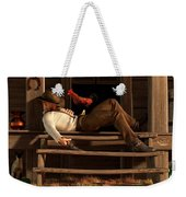 Deaf To The Rooster's Call Weekender Tote Bag