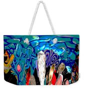 Dean Abstract Weekender Tote Bag