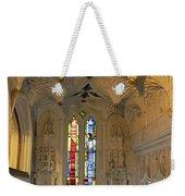 Dean's Chapel Weekender Tote Bag
