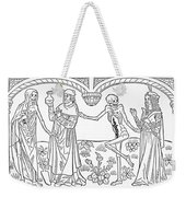 Death - Doctor And Lover Weekender Tote Bag