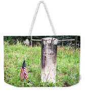 Death In Rico Colorado Weekender Tote Bag