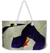 Death Of An Astronaut  Weekender Tote Bag