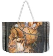 Death On Display Weekender Tote Bag
