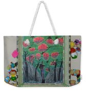 Death Tree - Framed Weekender Tote Bag