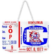 Death Valley 1977 Weekender Tote Bag
