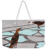 Death Valley Birds Weekender Tote Bag