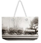 Death Valley Borax Mule Team Weekender Tote Bag