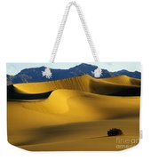 Death Valley California Gold 6 Weekender Tote Bag