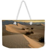Death Valley Mesquite Flat Sand Dunes Img 0177 Weekender Tote Bag