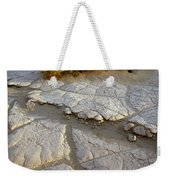 Death Valley Mudflat Weekender Tote Bag