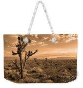 Death Valley Solitude Weekender Tote Bag