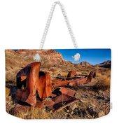Death Valley Truck Weekender Tote Bag
