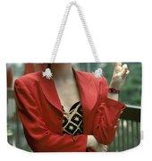 Debbie Gibson Weekender Tote Bag