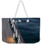 Deck Sea Weekender Tote Bag