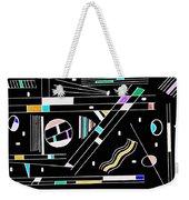 Deco 1 Version 2 Weekender Tote Bag