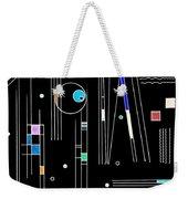 Deco 3 Version 2 Weekender Tote Bag