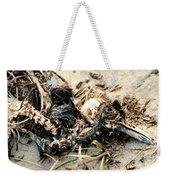 Decomposing Dead Bird Weekender Tote Bag