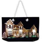 Decorated For Christmas Weekender Tote Bag