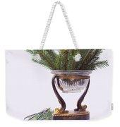 Decorating For Christmas Weekender Tote Bag