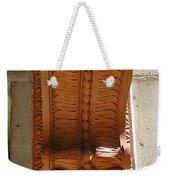 Decorative Bracket Weekender Tote Bag