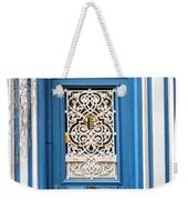 Decorative Door Weekender Tote Bag