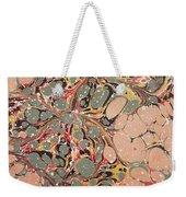 Decorative End Paper  Weekender Tote Bag