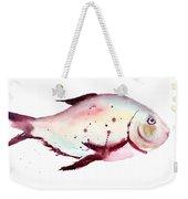 Decorative Fish Weekender Tote Bag
