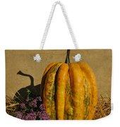 Decorative Gourd  Weekender Tote Bag