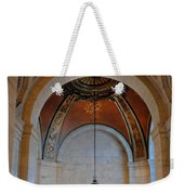 Decorative Light At The New York Public Library Weekender Tote Bag