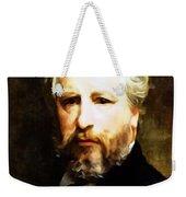 Dedication To William Adolphe Bouguereau Weekender Tote Bag