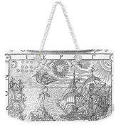 Dee Navigation, 1577 Weekender Tote Bag