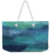 Tranquility- Abstract Painting Weekender Tote Bag