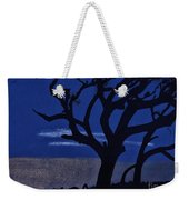 Deep - Blue - Sunset Weekender Tote Bag