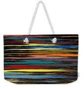 Deep Color Field 2 Weekender Tote Bag