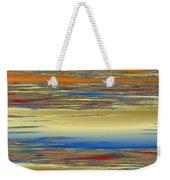 Deep Color Field 4 Weekender Tote Bag