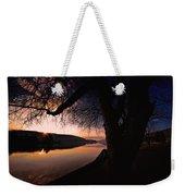Deep Creek Sunrise Weekender Tote Bag