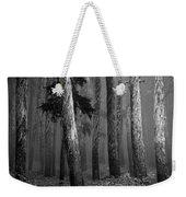 Deep Forest Weekender Tote Bag by Leland D Howard