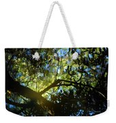 Deep Forest Light Weekender Tote Bag