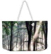 Deep Forest Morning Light Weekender Tote Bag