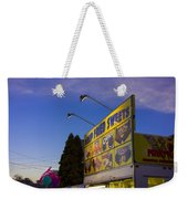 Deep Fried Weekender Tote Bag
