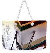 Deep Hull Weekender Tote Bag