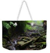Deep In The Woods Weekender Tote Bag