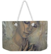 Deep Inside Weekender Tote Bag by Dorina  Costras