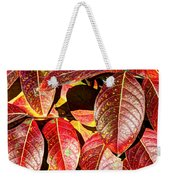 Deep Into Autumn Weekender Tote Bag