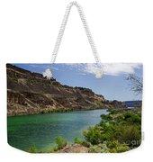 Deep Lake - Washington State Weekender Tote Bag