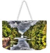 Deep Reflection Weekender Tote Bag