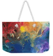 Deep Space Canvas One Weekender Tote Bag