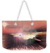 Deep Space Fantasy Weekender Tote Bag